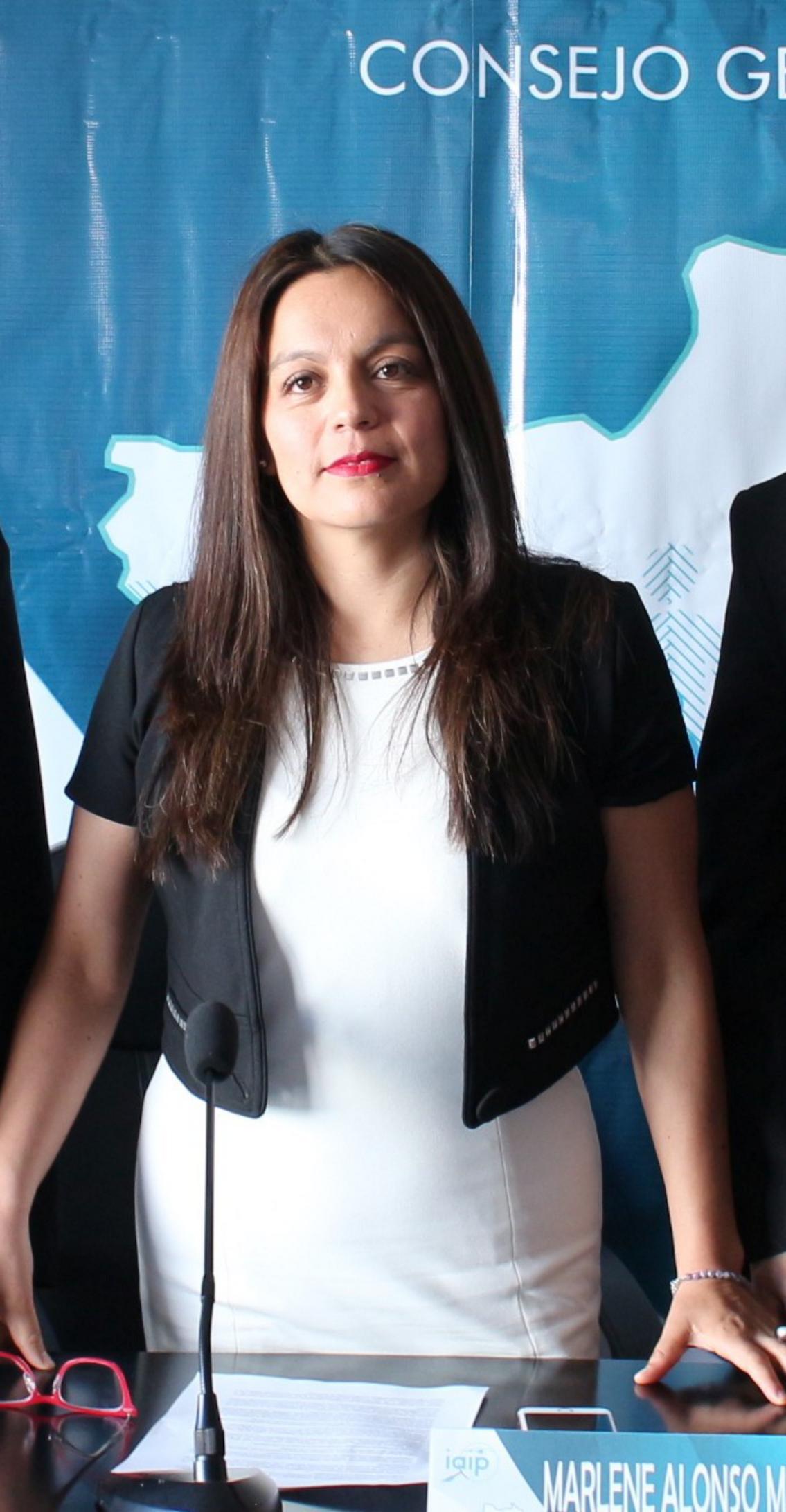 Lic. Marlene Alonso Meneses