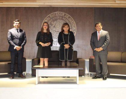 Conferencia de Gobierno Abierto y Tribunales Abiertos