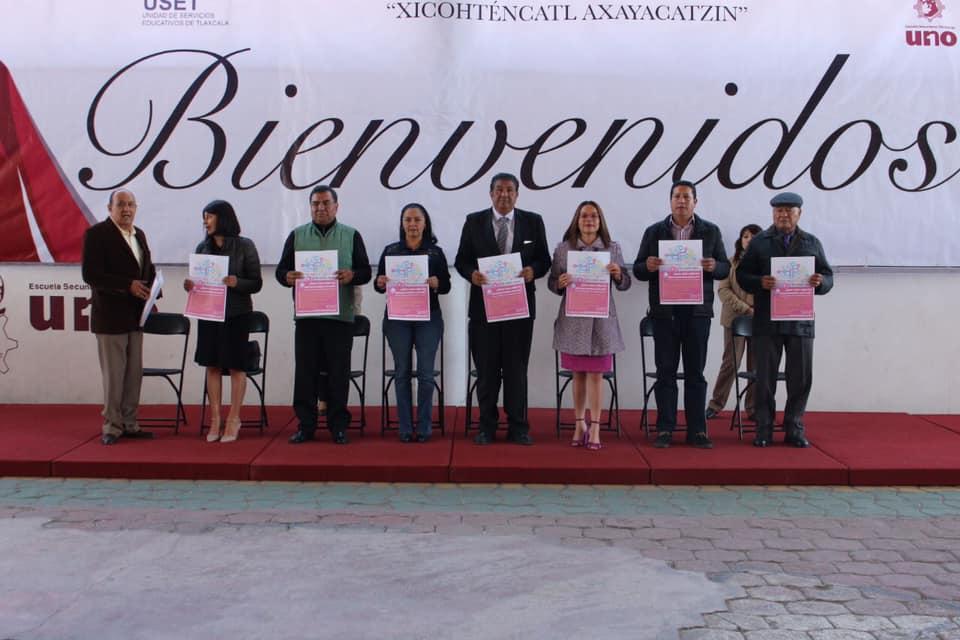 Únete a la Campaña Me Conecto Segura, Me Conecto Seguro del Instituto de Acceso a la Información Pública y Protección de Datos Personales del Estado de Tlaxcala