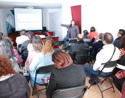 IAIP inicia periodo de capacitación a Sujetos Obligados
