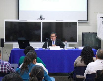 Necesario que la ciudadanía conozca qué se hace con sus datos personales: Hernández López