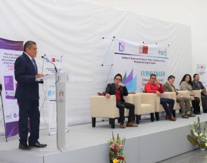 Consolidar cultura archivística, reto de las instituciones públicas: IAIP