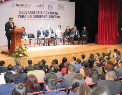 Sociedad y gobierno en solución de problemas comunes, premisa del Gobierno Abierto: IAIP