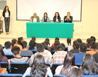 Fernando Hernández convoca a universitarios a ejercer Derecho a la Información