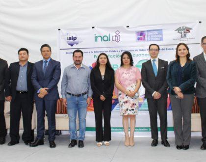 """Presentan en Tlaxcala """"ABC de la Rendición de Cuentas"""""""