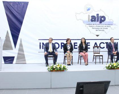 IAIP reconstruye la confianza ciudadana en la transparencia: Didier López Sánchez