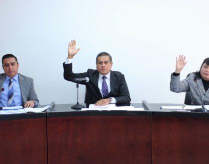 Asume Fernando Hernández, presidencia del IAIP; se instala comisionada Maribel Rodríguez