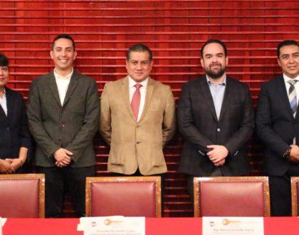 Transparencia, rendición de cuentas y participación social, consignas del GA: Fernando Hernández