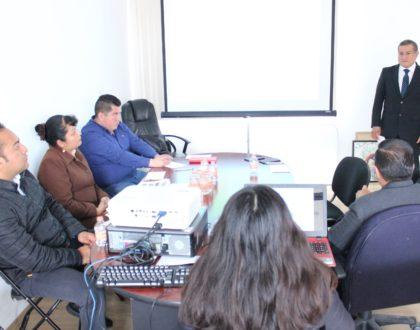 """IAIP presenta Plan de Trabajo 2020; diseña programa """"IAIP cerca de ti"""""""