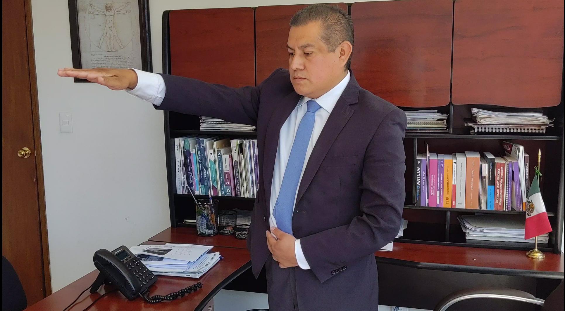Órganos Garantes de la Región Centro respaldan trabajo de IAIP Tlaxcala