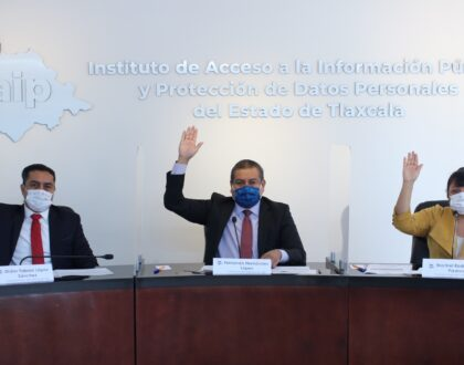 Pandemia no detuvo resultados en el IAIP; presidente presentó informe de actividades 2020