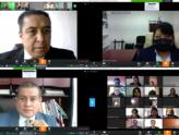 Comisionados del IAIP, disertan sobre transparencia y PDP en Seminario con el Poder Judicial