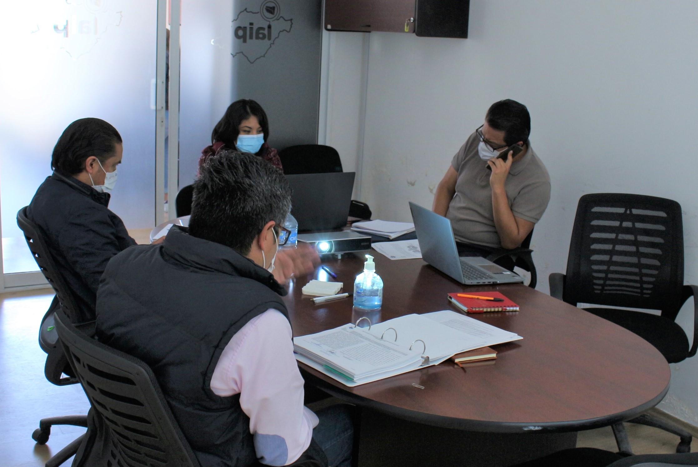 IAIP mantiene regreso gradual a actividades presenciales; establece rol de asistencia a personal