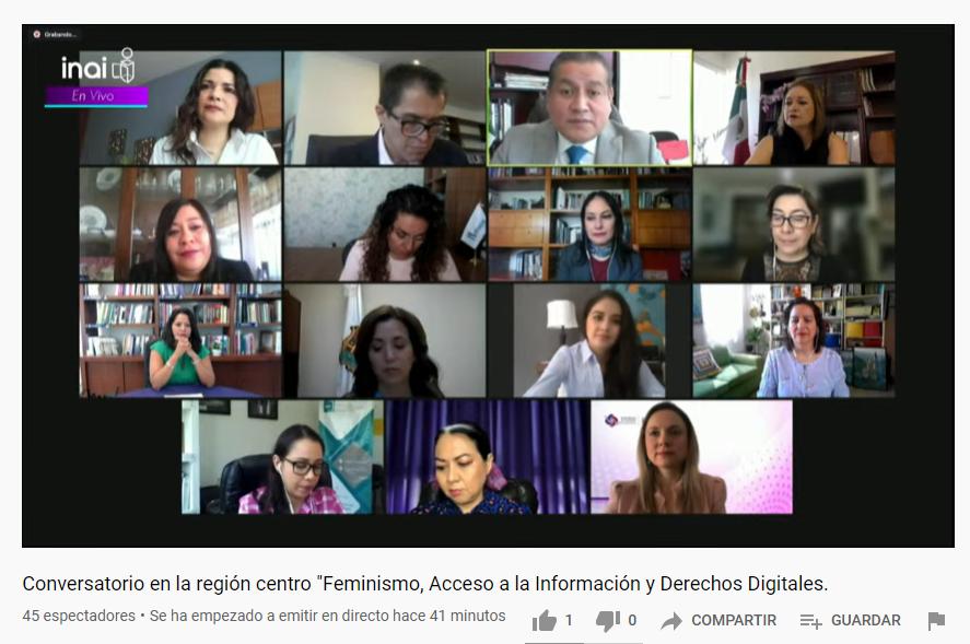 Existen desafíos para alcanzar una sociedad en igualdad: Hernández López