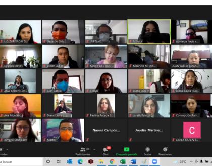 IAIP asesora a estudiantes de COBAT sobre cuidado de Datos Personales