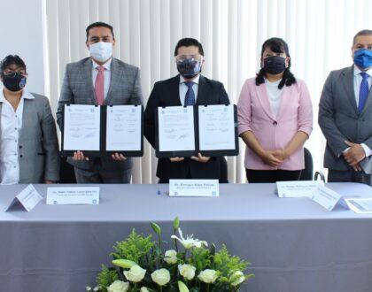 Universidades son colaboradoras del IAIP en la promoción del DAI y PDP: Didier F. López Sánchez