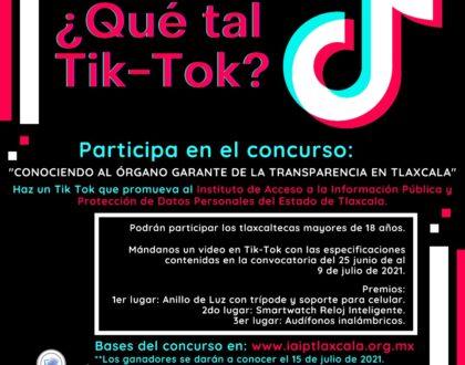 Concurso de TIK TOK