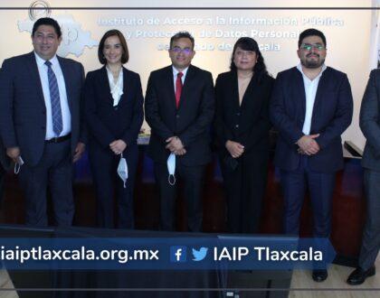 IAIP capacita a personal de ponencias para una mejor y mayor sustentada resolución de asuntos
