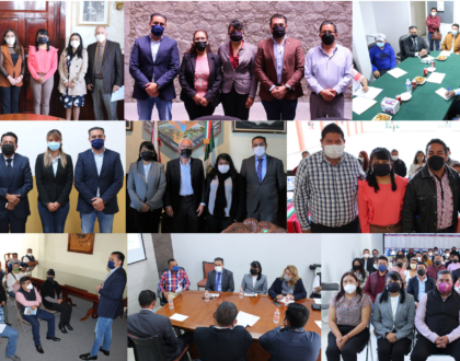 IAIP pide compromiso a municipios para cumplir en transparencia; realiza Visitas de Vinculación
