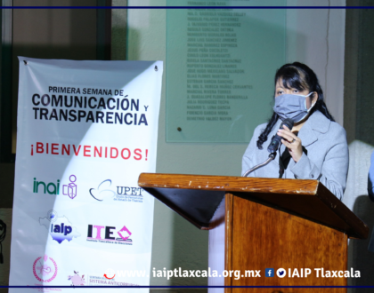 Periodistas, aliados del IAIP para promover el Derecho de Acceso a la Información: Maribel Rodríguez
