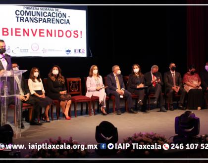 IAIP reconoce a precursores de la promoción del DAI y PDP en Tlaxcala